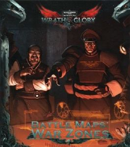 Warhammer 40,000 Roleplay: Wrath & Glory - Battle Maps: Warzones